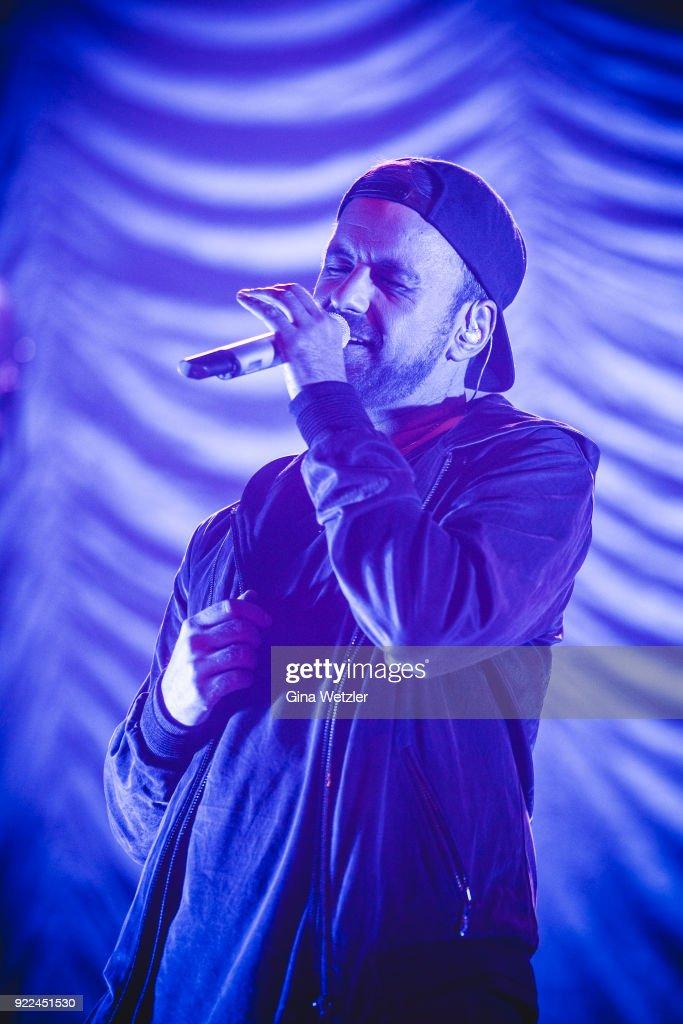 Joel Brandenstein Performs In Berlin : Photo d'actualité