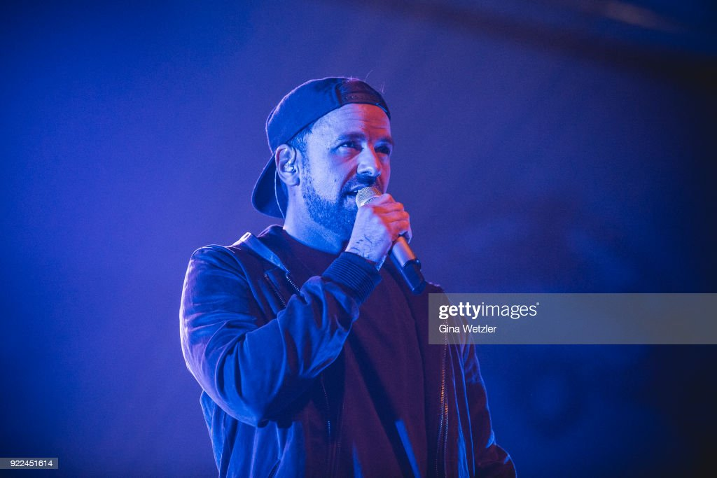 Joel Brandenstein Performs In Berlin : News Photo