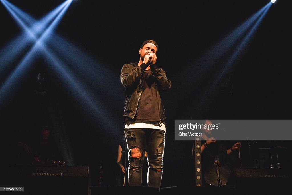 Joel Brandenstein Performs In Berlin : News Photo