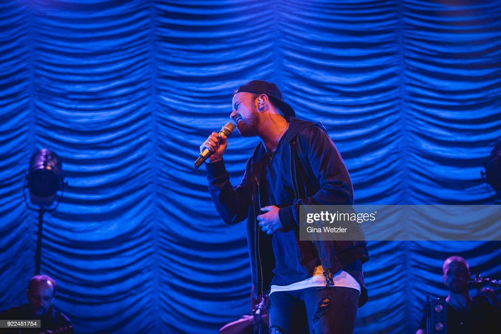 Joel Brandenstein Performs In Berlin : Nachrichtenfoto