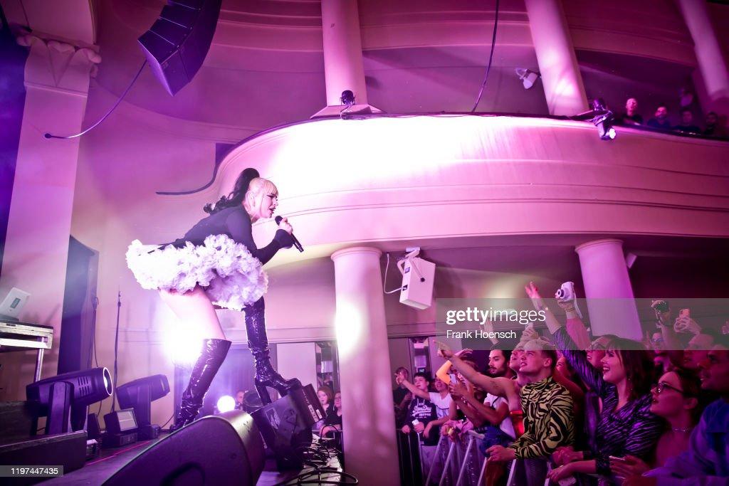 Kim Petras Performs In Berlin : News Photo