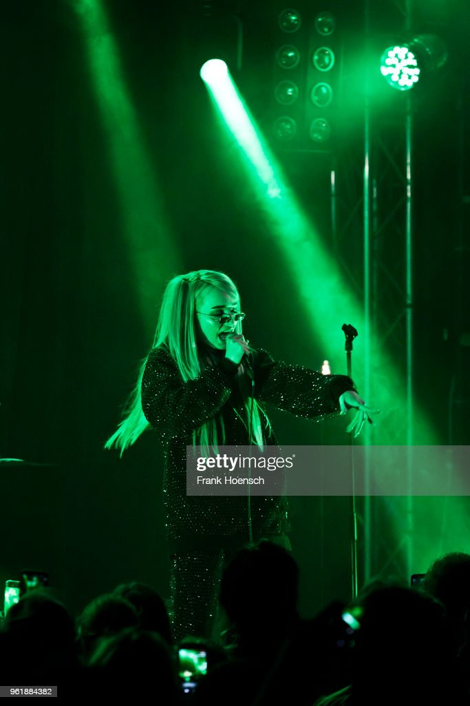 Kim Petras Performs In Berlin