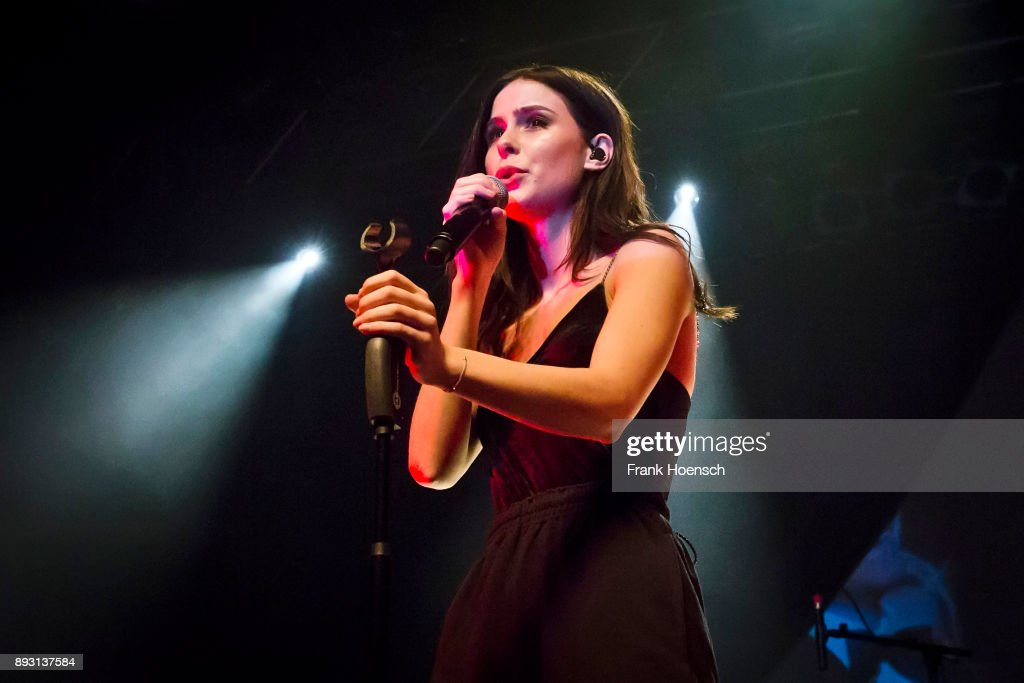 Lena Meyer-Landrut Performs In Berlin : News Photo
