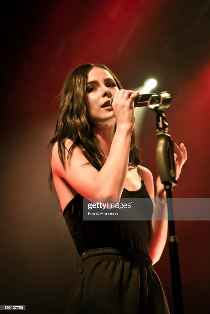 Lena Meyer-Landrut Performs In Berlin