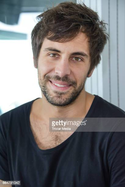 max giesinger attends the thomas koschwitz show at rtl. Black Bedroom Furniture Sets. Home Design Ideas