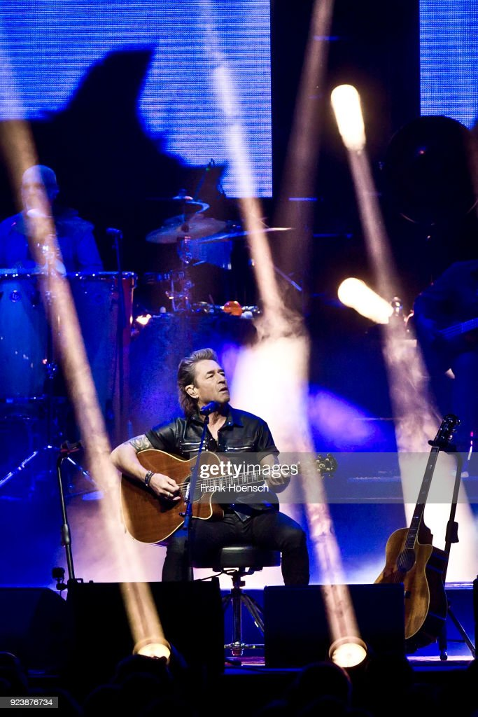 Peter Maffay Performs In Berlin