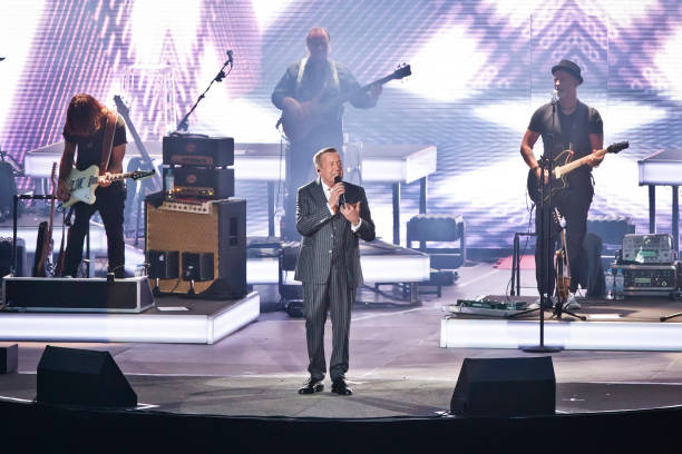 DEU: Roland Kaiser Performs In Berlin