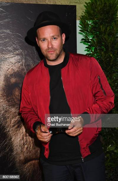 German singer songwriter Ben attends the 'Planet der Affen' Special Screening in Berlin at Astor Film Lounge on June 23 2017 in Berlin Germany