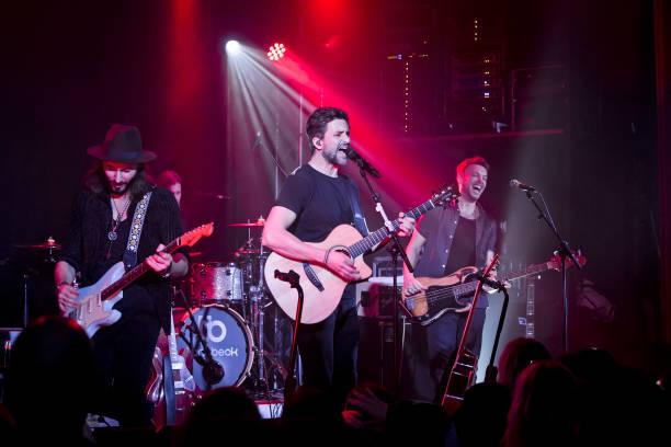 DEU: Tom Beck Performs In Berlin