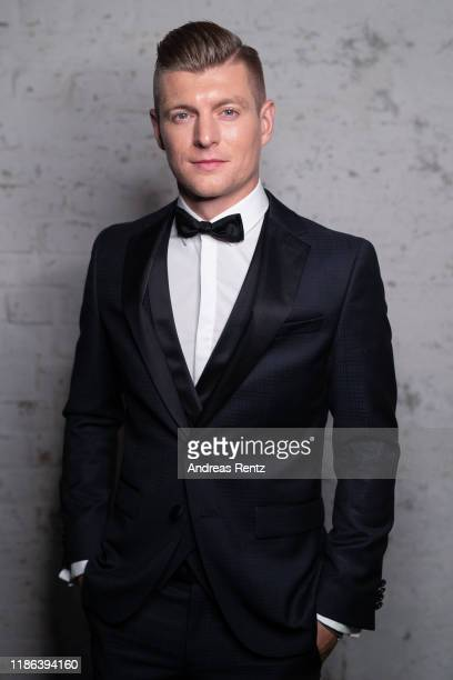 German soccer player Toni Kroos is photographed on November 07 2019 in Berlin Germany