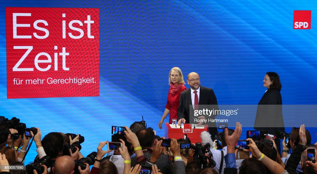 Election Night: Social Democrats