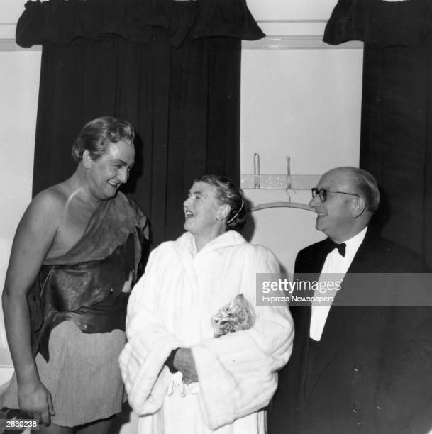German soprano Lotte Lehmann with tenor Wolfgang Windgassen Original Publication People Disc HG0209