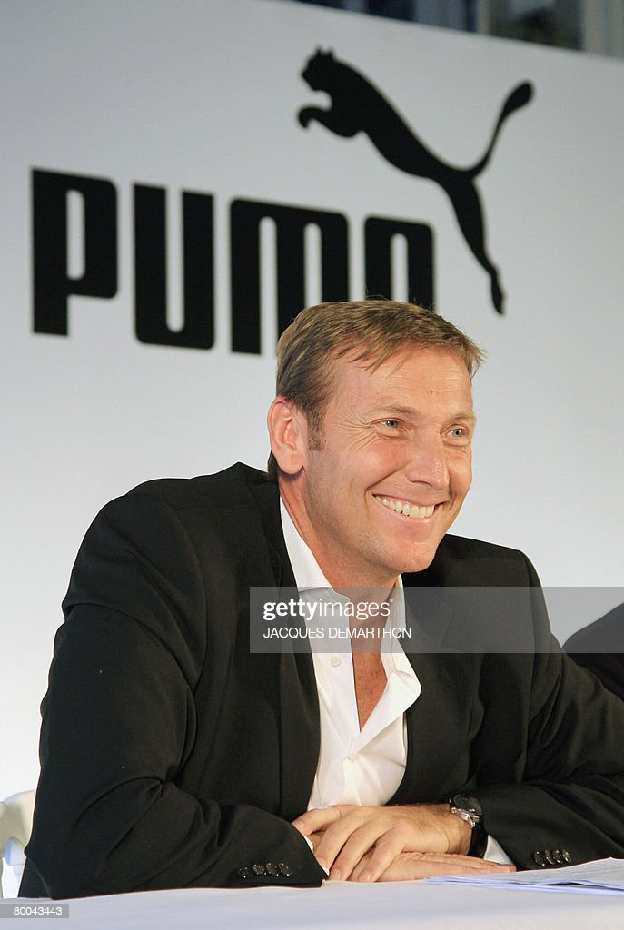 Jochen Seitz german sportswear company ceo joche pictures getty images