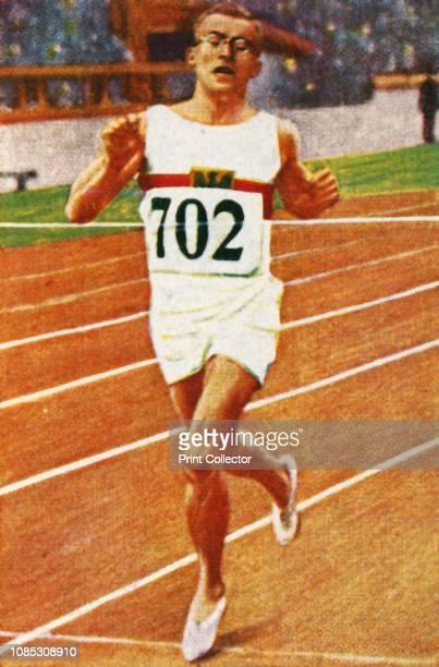 German sprinter Joachim Büchner 1928 Büchner won bronze medal in the 400 m event at the 1928 Summer Olympics held in Amsterdam From Die Welt in...