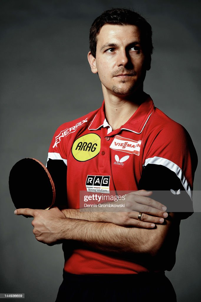 Timo Boll - Portrait Session