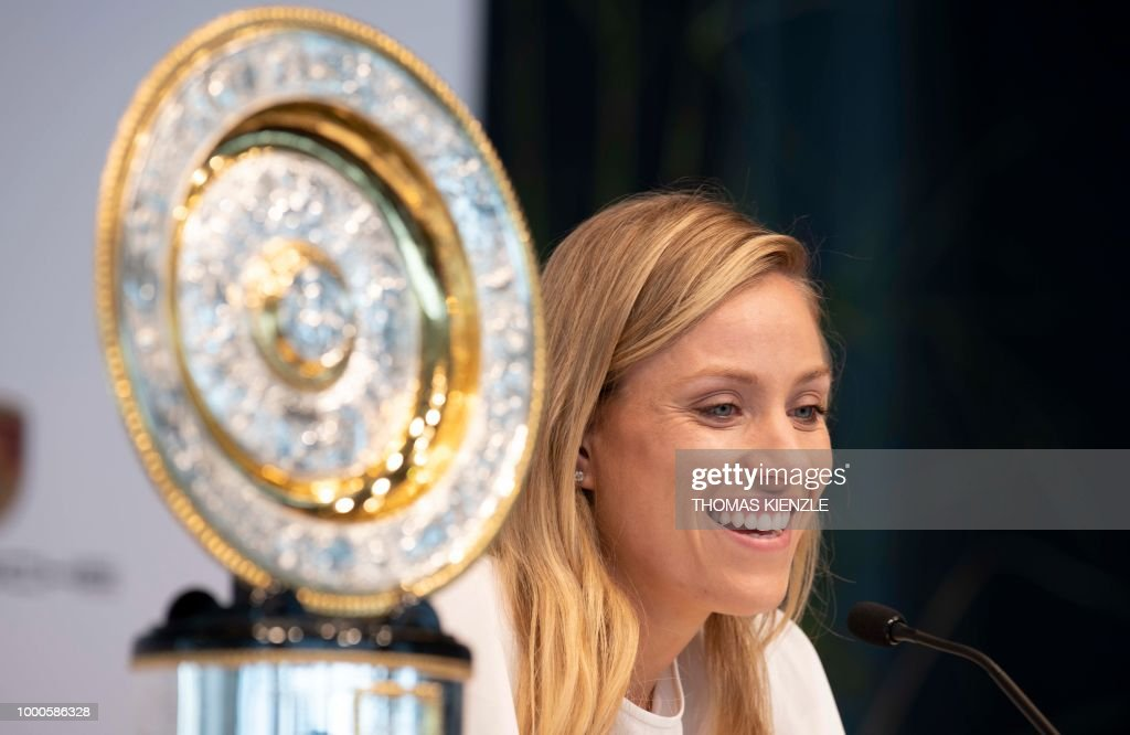 Angelique Kerber Press Conference