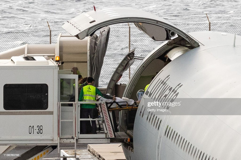 PRT: German Tourists Injured In Madeira Coach Crash Fly Home