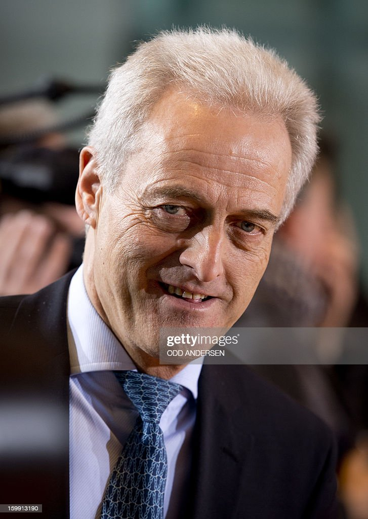 German transport minister Peter Ramsauer arrives for the weekly cabinet meeting at the Chancellery in Berlin on January 23, 2013.