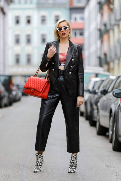 DEU: Street Style - Munich - March 3