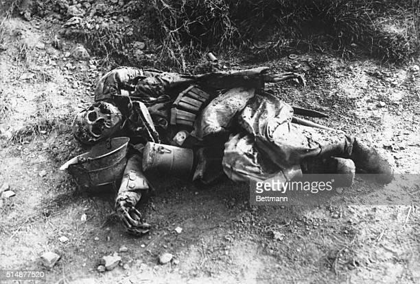 German victim of September 1914 Marne battle BPA2# 5595