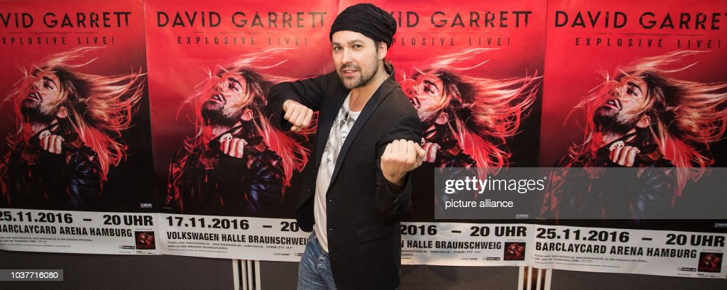 david garrett explosive full album download