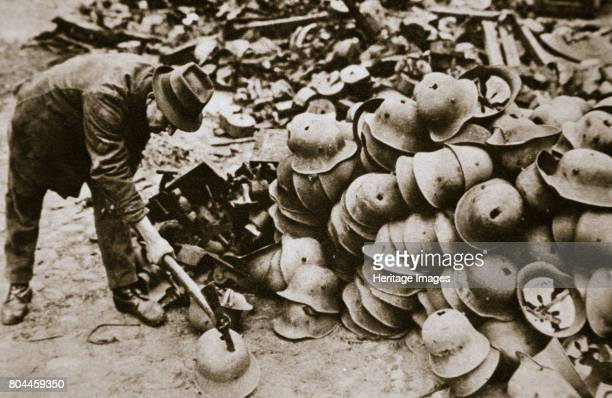 German war materiel destroyed under the terms of the Armistice c1918c1919 Under the terms of the Armistice ending the First World War the German...