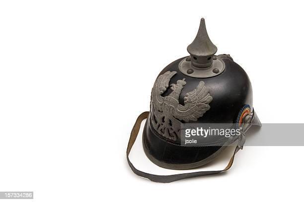 German World War I parade Helm
