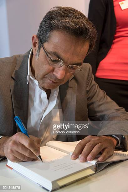 German writer and scholar Navid Kermani author of several novels as well as books and essays on Islam the Middle East and ChristianMuslim dialogue...