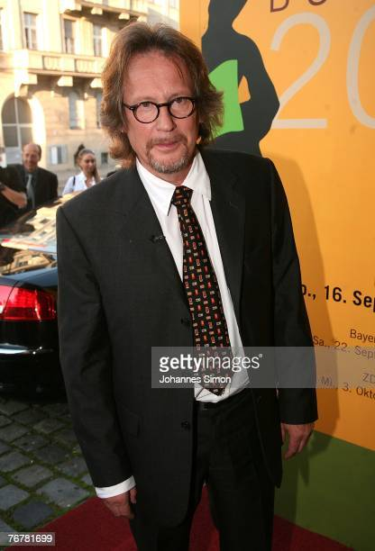 German writer Harald Martenstein arrives for the annual Corine awards on September 16, 2007 in Munich, Germany. The Corine Awards are considered as...