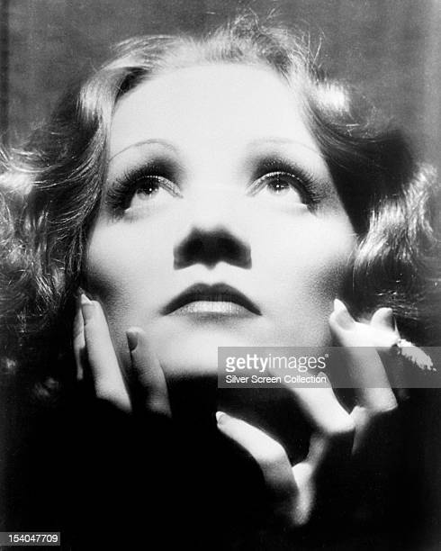 GermanAmerican actress Marlene Dietrich as Shanghai Lily in 'Shanghai Express' directed by Josef von Sternberg 1932