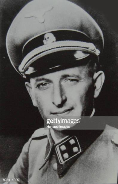 Adolf Eichmann after 1941 Private Collection
