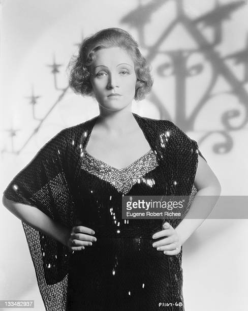German-born actress Marlene Dietrich stars in the Paramount Pictures film 'Morocco', 1930.