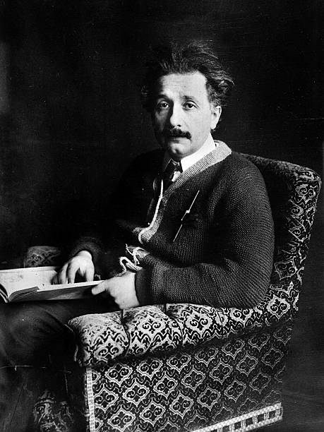 DEU: 25th November 1915 - Einstein's Theory Of General Relativity Is Published
