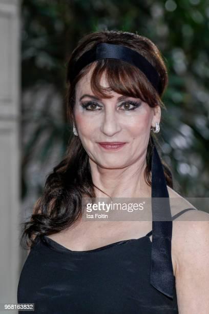 GermanCanadian opera singer Anna Maria Kaufmann attends the Felix Burda Award at Hotel Adlon on May 13 2018 in Berlin Germany
