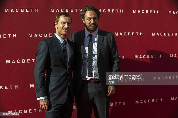 60 Top Macbeth Uk Film Premiere Pictures, Photos, & Images - Getty