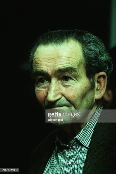 Germanist Schriftsteller GB Porträt 1995