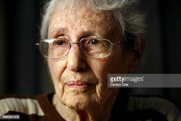 German–Jewish high–jumper Margaret Bergmann–Lambert age 95 was thrown out of the 1936 Berlin Olympics by the Nazis because her heritage...