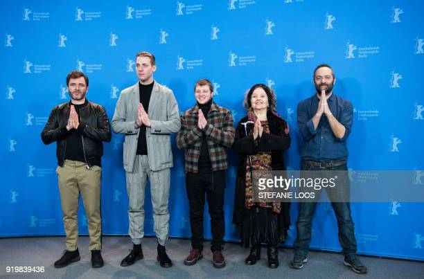 GermanSpanish actor Alex Brendemuehl Belgian actor Damien Chapelle French actor Anthony Bajon German actress Hanna Schygulla and French director...