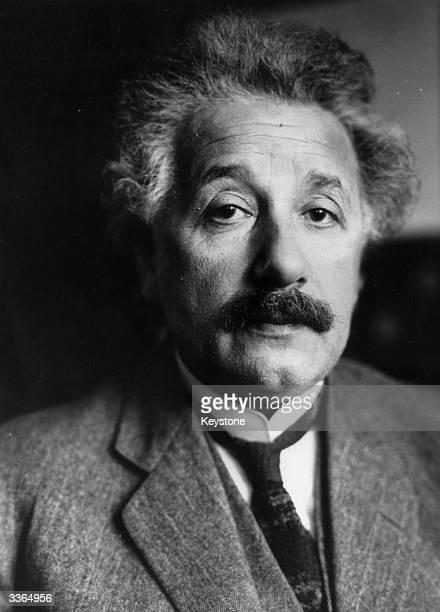 GermanSwissAmerican physicist and mathmatical genius Albert Einstein