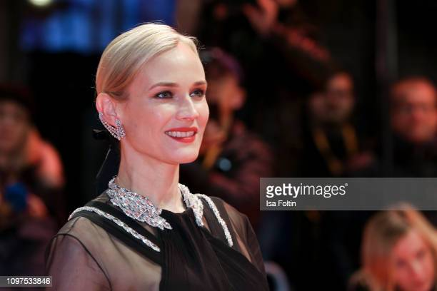 """German-US actress Diane Kruger during the """"The Operative"""" premiere during the 69th Berlinale International Film Festival Berlin at Berlinale Palace..."""
