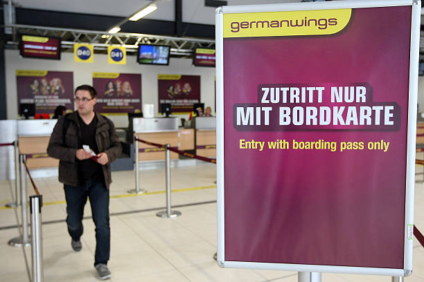 Lufthansa To Shift More Flights To Germanwings Photos And Images