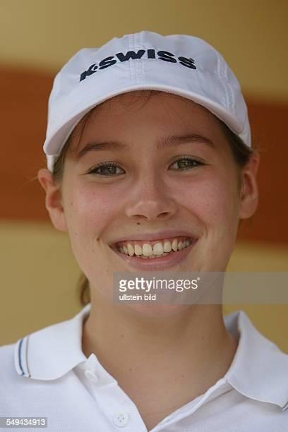 Portrait of a young woman in sportswear
