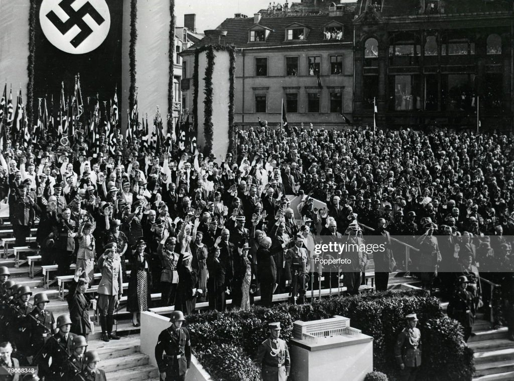 essays about nazi germany In the entirety of world war ii scholarship, a heav interest has been paid to nazi crimes and the holocaust immediately following the end of the war, scholars and citizens alike have searched for a justifiable cause of one of the most inhumane eras of humankind.