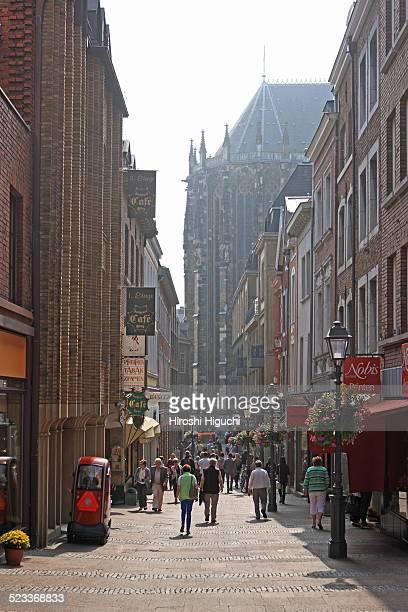Germany, Aachen