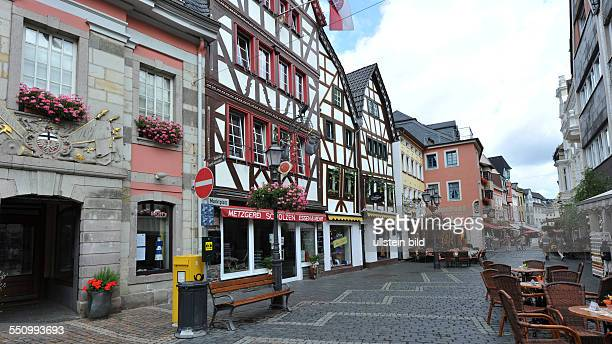 A small but fine German wine region is the valley of the Ahr worth seeing village to Ahrweiler
