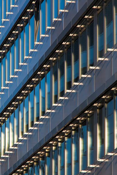 Germany, Baden Wuerttemberg, Stuttgart, View of modern office building