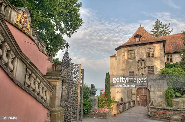 Germany, Baden-Wuerttemberg, Castle with Droste memorial