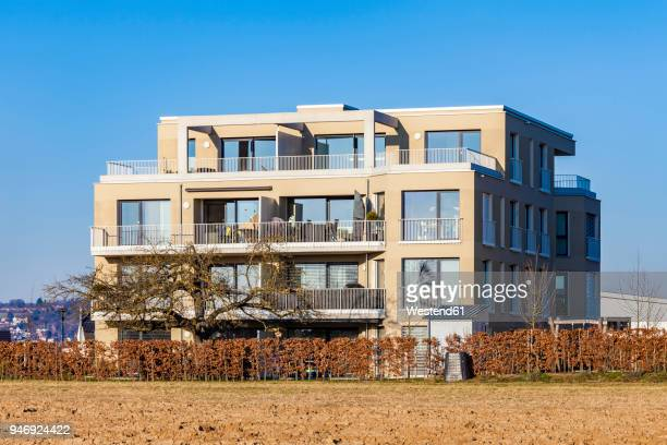 Germany, Baden-Württemberg, Esslingen, modern efficiency houses