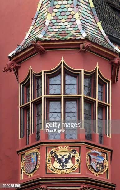 Germany, Baden-WŸrttemberg, Freiburg im Breisgau, Old Kaufhaus