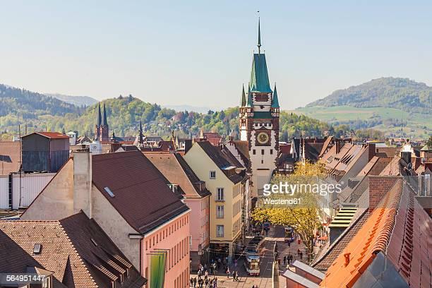 germany, baden-wuerttemberg, freiburg, - フライブルク・イム・ブライスガウ ストックフォトと画像